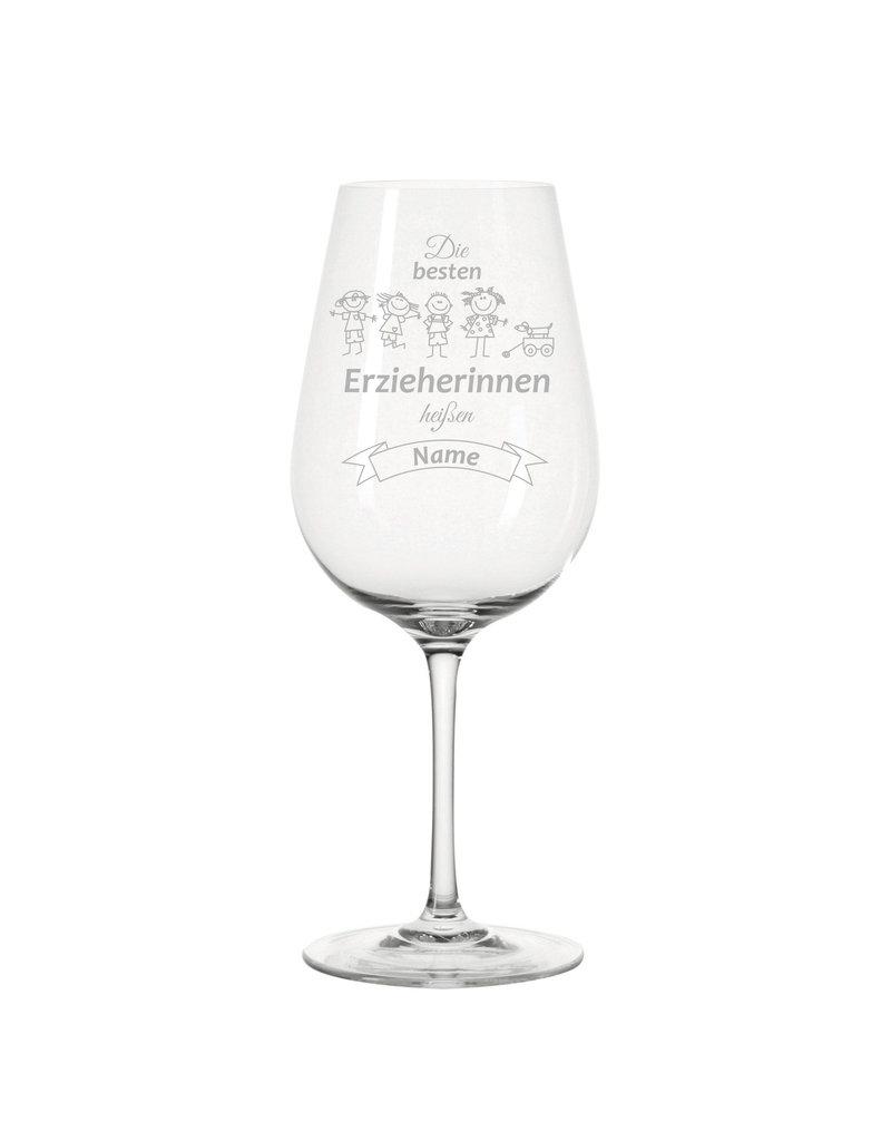 Leonardo Das Weinglas mit persönlicher Gravur zaubert deinen Liebsten ein Lächeln ins Gesicht!