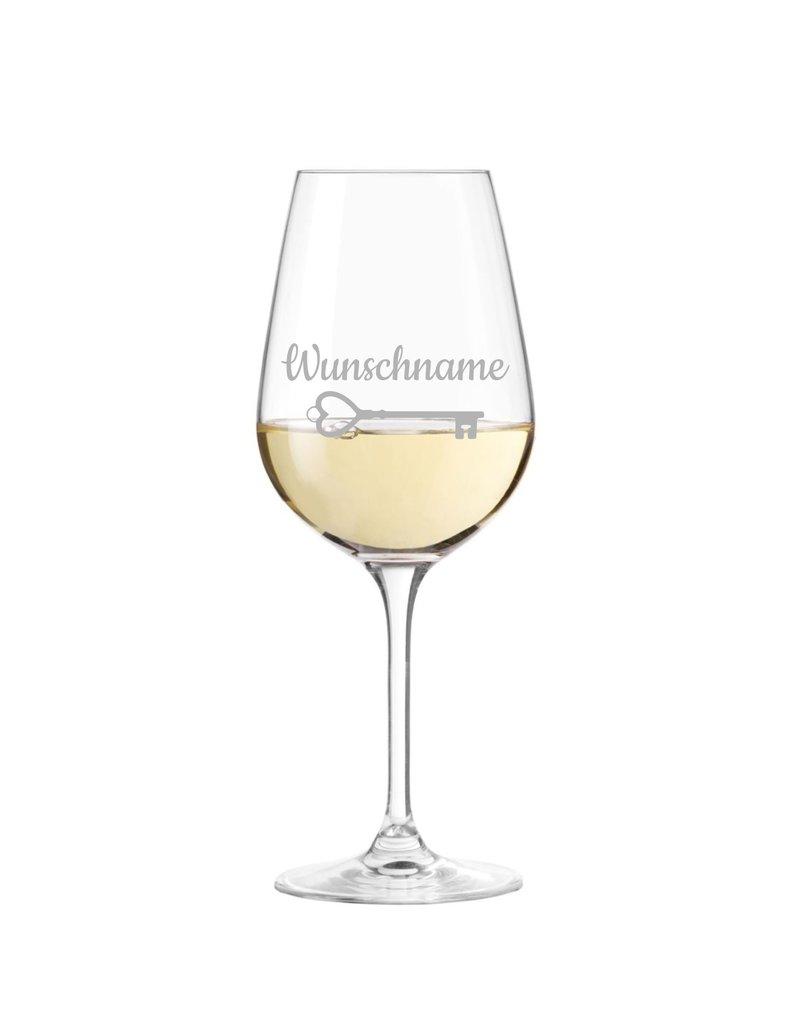 """Leonardo Das Weinglas  """"Schlüssel zum Herzen"""" eignet sich als perfekte Geschenkidee für deinen Herzensmenschen!"""