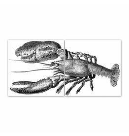 Boubouki Lobster Wall Stickers