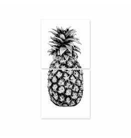 Boubouki Ananas Wall Stickers