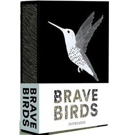 Brave Birds Card set