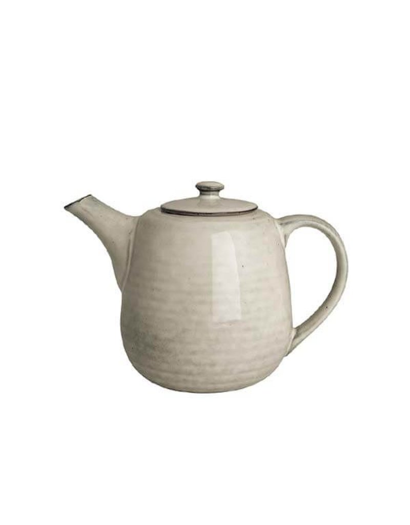 Broste Nordic Sand theepot 130cl