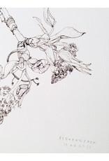 """Maartje van den Noort """"Quiet Explosion"""" artprint in oplage van 50 / A4"""