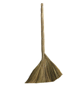 Tine K Natural Straw Broom