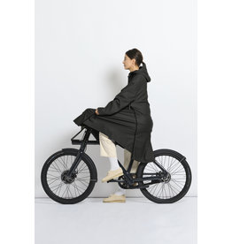 Maium Black Plastic Original Raincoat