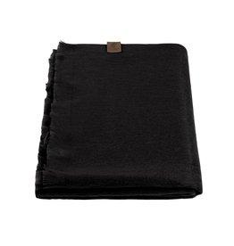 Alpacaloca Alpaca scarf Black