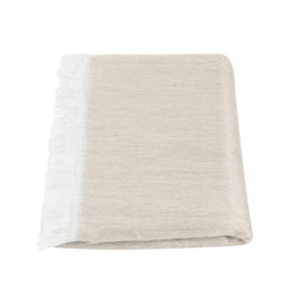 Alpacaloca Alpaca sjaal beige