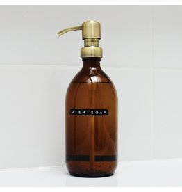 Wellmark Dish Soap - Brass