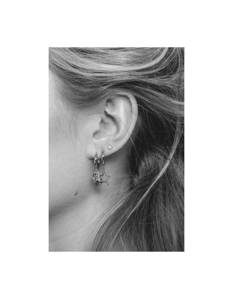 All The Luck In The World Earring 'Star' Silver