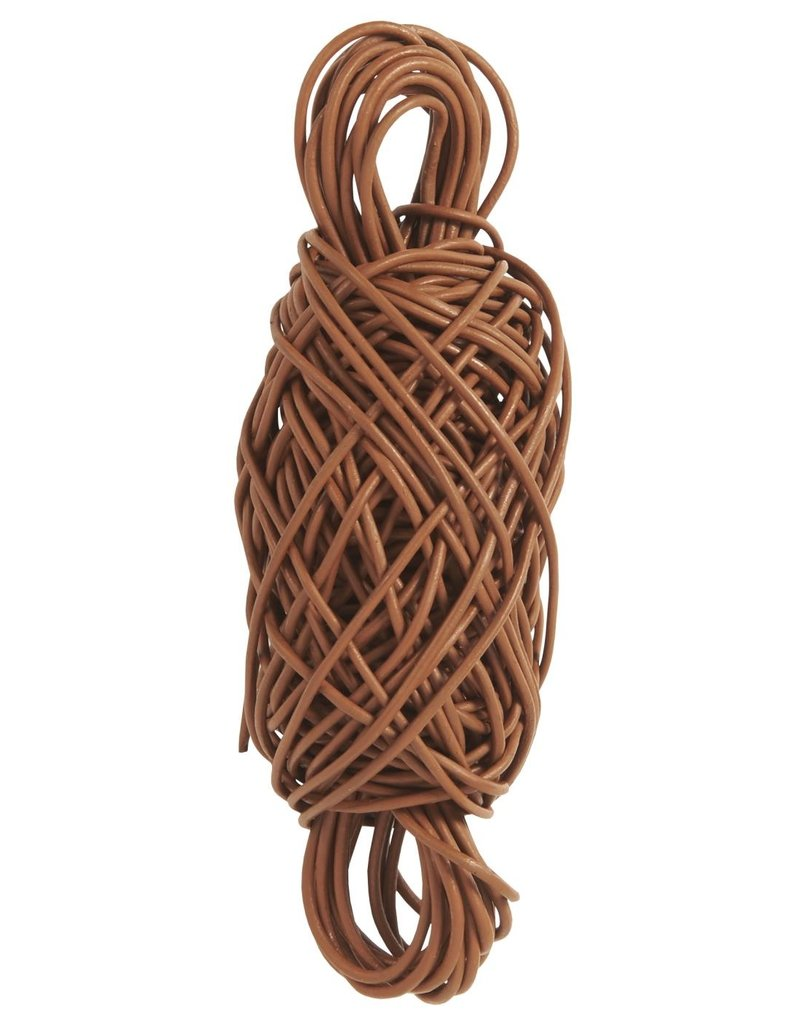 IBLaursen Leather String Round