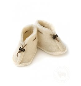 "Alwero Baby Shoes ""Emo"" Naturel"