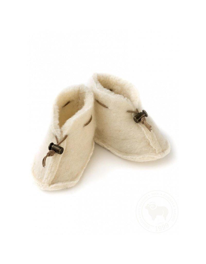 Alwero Baby Shoes Wool