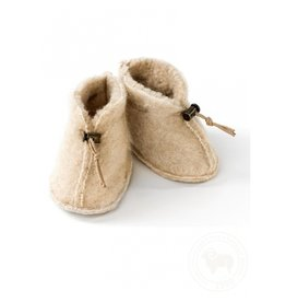 "Alwero Baby Shoes ""Emo"" Beige"