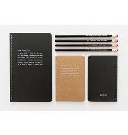 Serax Notitieboek - Set van 2