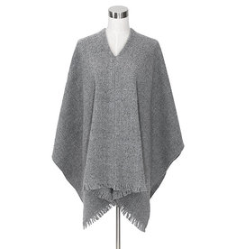 Lapuan Kankurit poncho Corono light grey