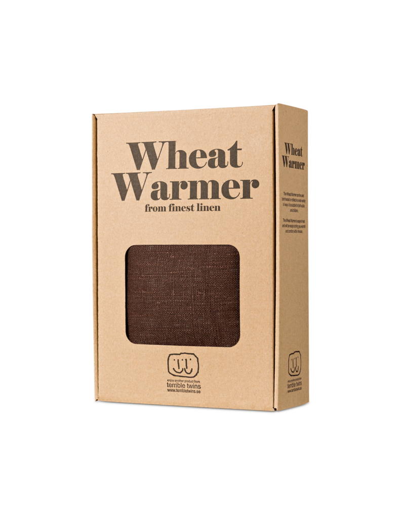 Terrible Twins Wheat Warmer S linnen