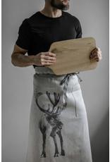 "Lapuan Kankurit Apron with moose ""Poro"" designer Teemu Jarvi"