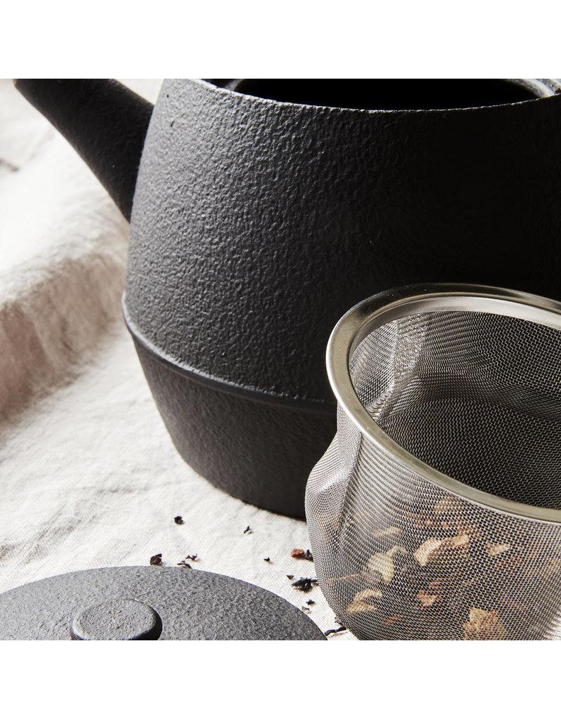 Nicolas Vahé Teapot Cast Iron Black