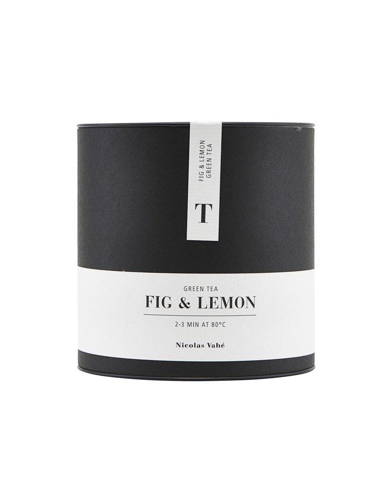 Nicolas Vahé Green tea Fig & Lemon