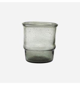 House Doctor Glas/Theelicht houder 'Jeema'