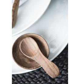 IBLaursen Spoon - Acacia Wood