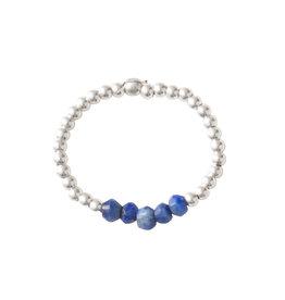 A Beautiful Story Ring 'Lapis Lazuli'