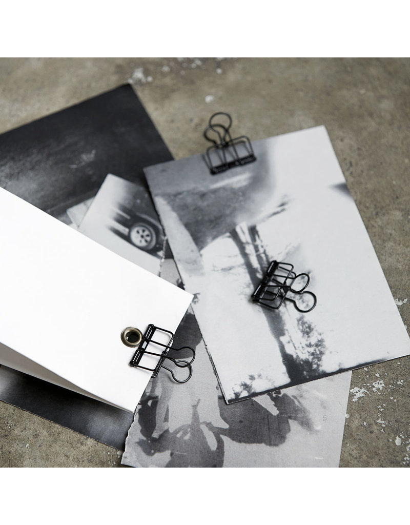 Monograph Clips - Black