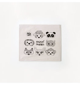 Sukha Animal Mask