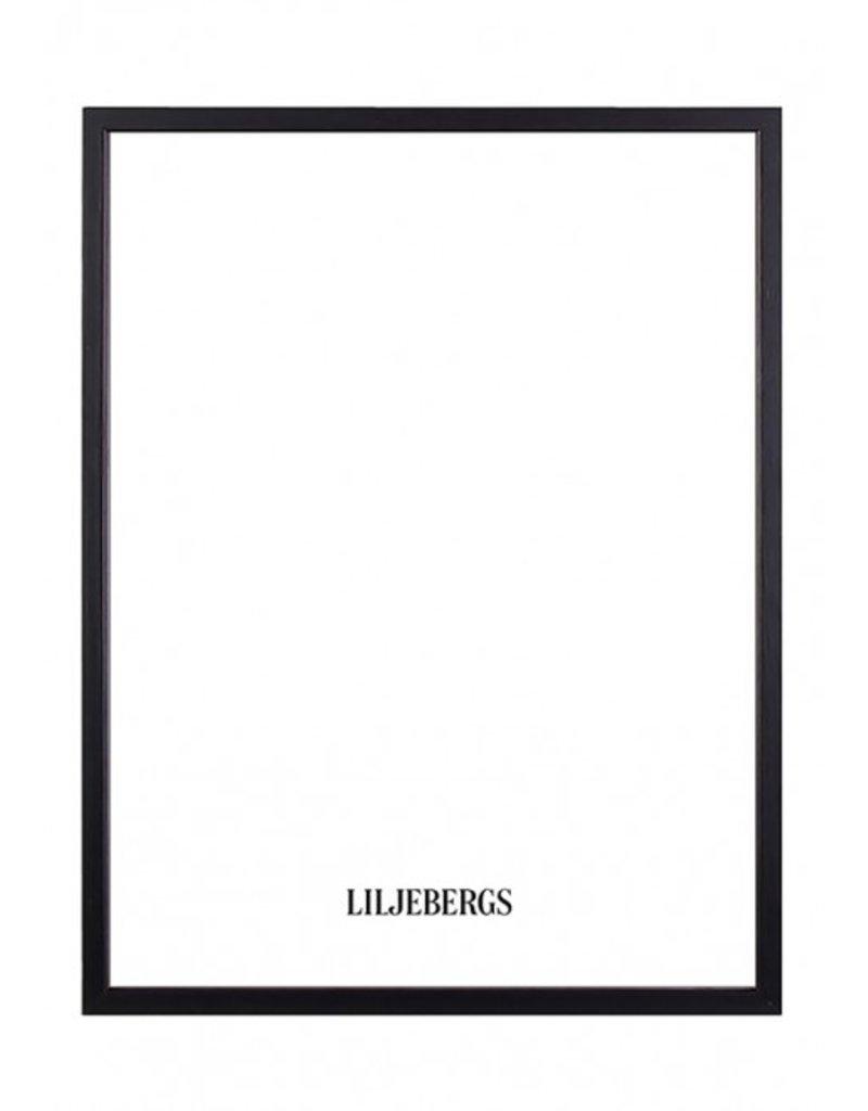 Liljebergs Frame black wood