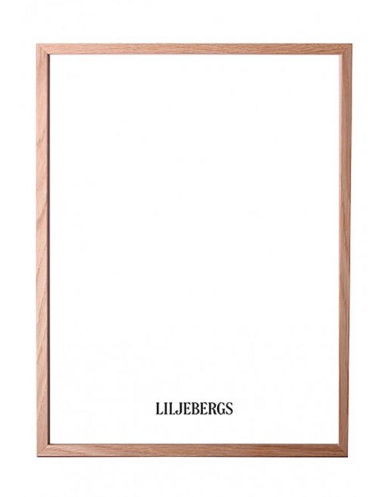 Liljebergs lijst eiken