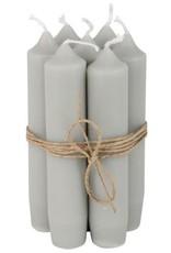 IBLaursen set short candles light grey