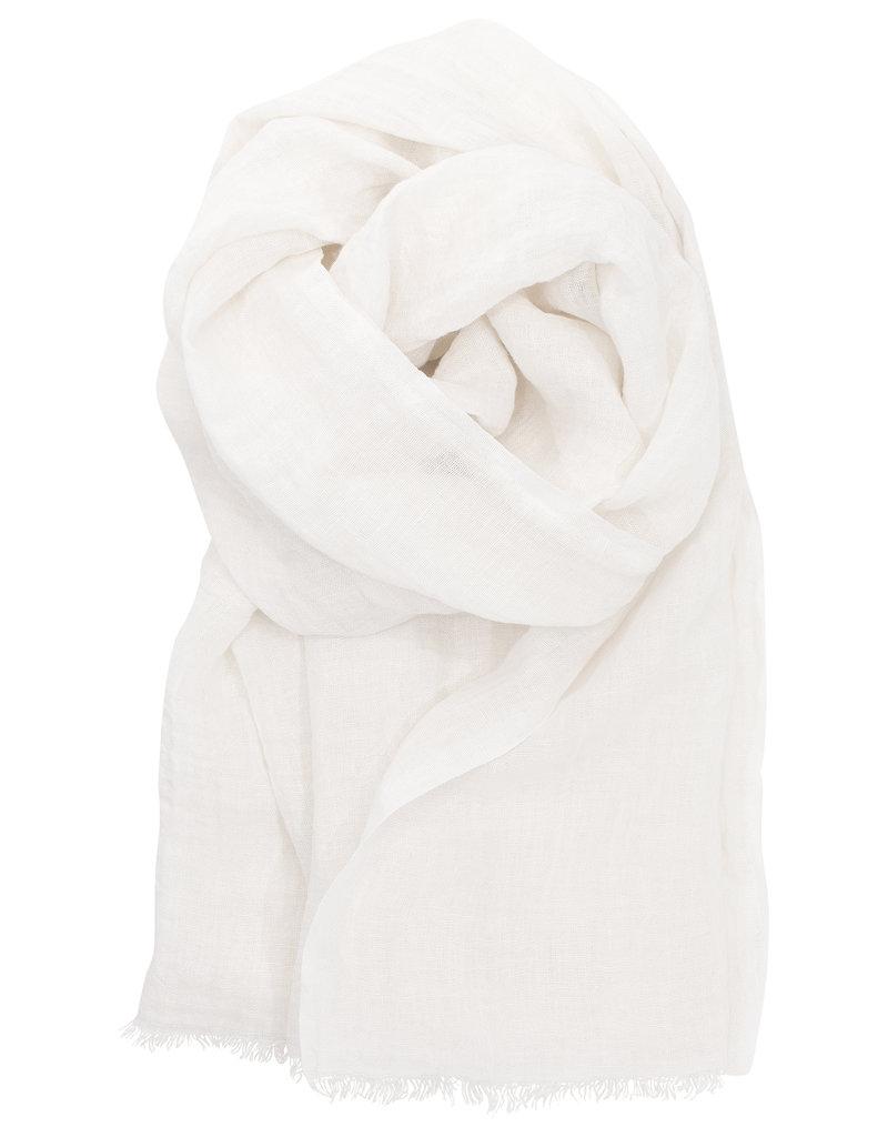 Lapuan Kankurit Scarf 'Halaus' - White