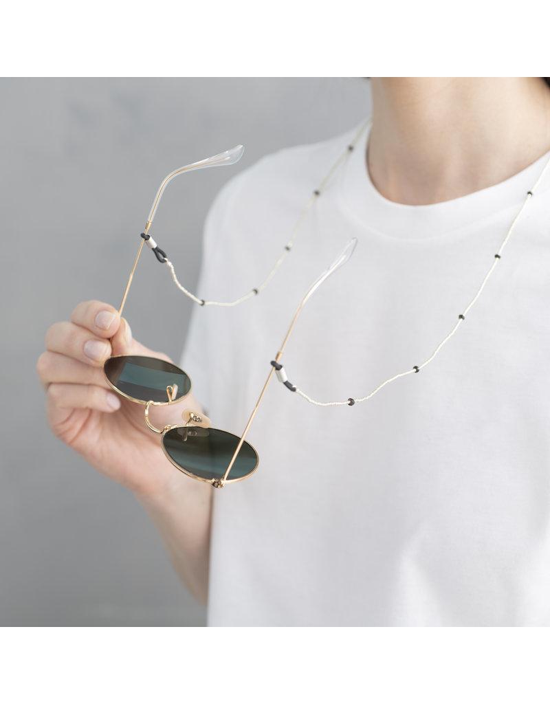 A Beautiful Story Sunglasses Cord 'Smokey Quartz'