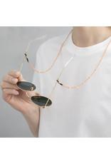 A Beautiful Story Sunglasses Cord 'Flower Carnelian'