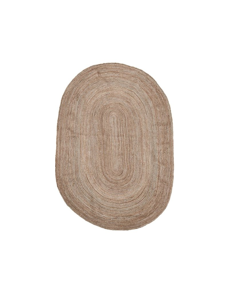 House Doctor Oval Rug 'Charco'