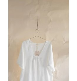 Ssaar top Flow linen cotton