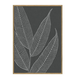 The Dybdahl Co Poster 'Ferns ||'