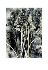 Pernille Folcarelli Poster 'Grass Charcoal'