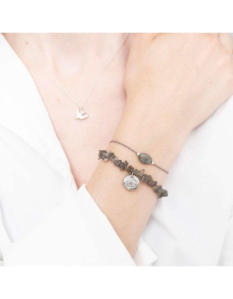 A Beautiful Story Bracelet - Labradorite