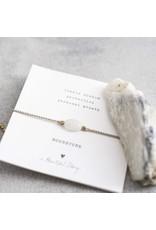 A Beautiful Story Bracelet - Moonstone