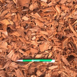 Eurocompost garden products Colored Chips Ceder in Big bag 1m³