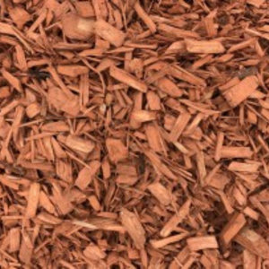 Eurocompost garden products Colored Chips  Ceder 1m³