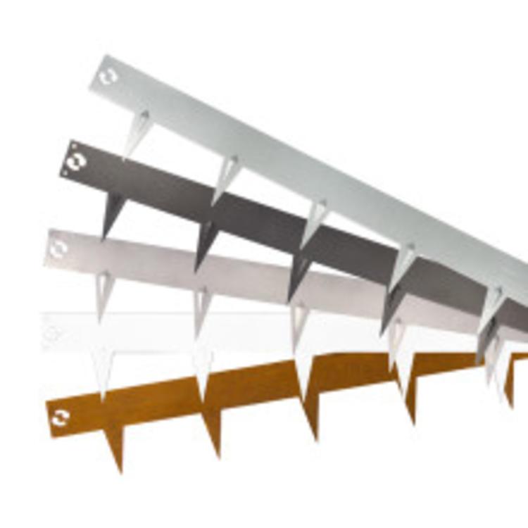 Multi-Edge Kantopsluiting Multi-Edge Corten Staal