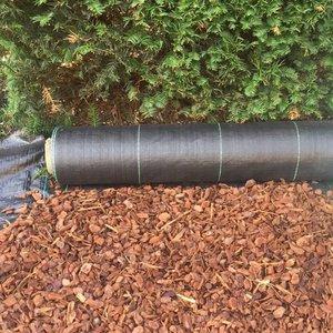 Eurocompost garden products Worteldoek op rol 100 x 2M