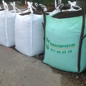 Eurocompost garden products Tuincompost in Big bag 1m³