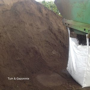 Eurocompost garden products Tuin- en Gazonmix in Big bag 1m³