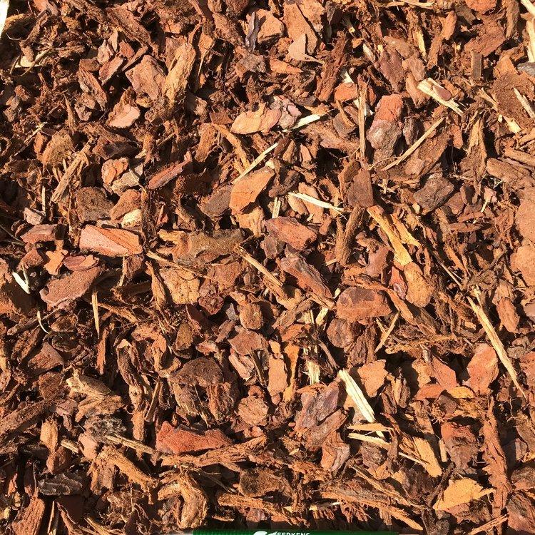 Eurocompost garden products Franse Schors-Pinus Maritimus 12/25 in Big bag  1m³