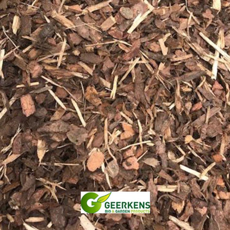 Eurocompost garden products Decoschors 12/25 in Big bag 1m³