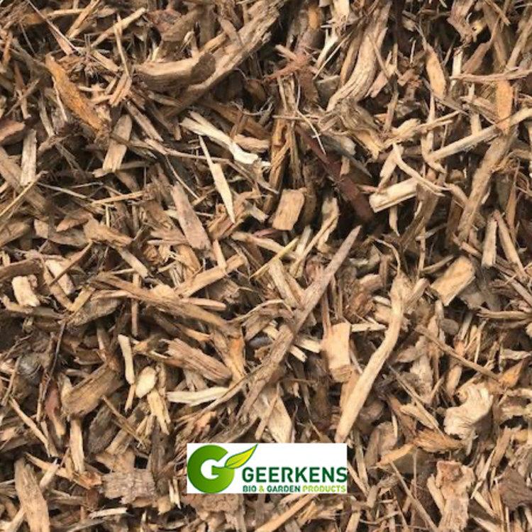 Eurocompost garden products Wortelhoutsnippers fijn 12/25 in Big bag 1m³