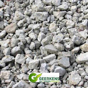 Eurocompost Garden Products Betonpuin 0/20 Per Ton